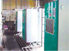 茨城工場の設備