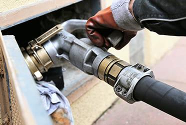 再生重油の販売