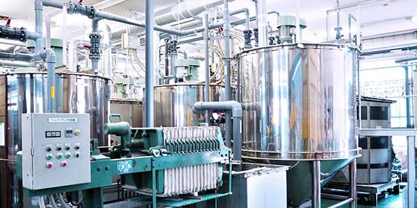 廃油、産業廃棄物回収処理